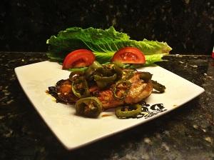 Jalepeno Chicken