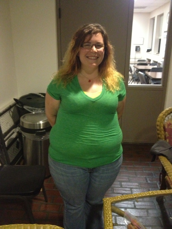 No Body Snark Full Length Photo Challenge from Unbrave Girl