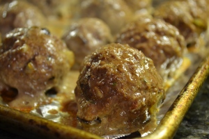Swedish Meatballs, Garlic