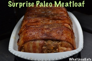 Surprise Paleo Meatloaf
