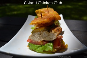 Chicken Salami Club