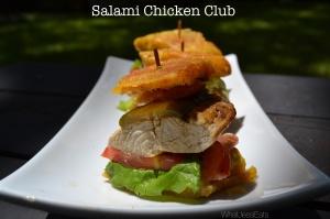 Chicken Salami Club