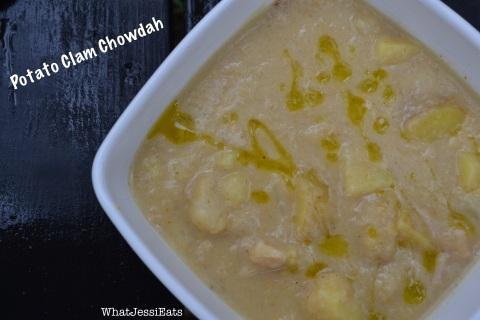 Potato Clam Chowdah